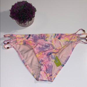 Gianni Bini Swim Suit Bikini Bottoms Size M New